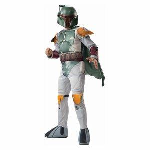 Star Wars Boba Fett Halloween Costume - Large
